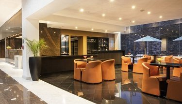 Lobby bar Urban Aeropuerto Ciudad de México Hotel Mexico City