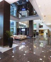 Reception Urban Aeropuerto Ciudad de México Hotel Mexico City