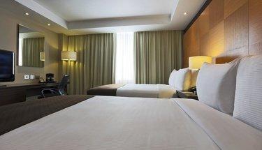 Standard double room Urban Aeropuerto Ciudad de México Hotel Mexico City