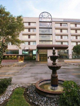 Facade Urban Aeropuerto Ciudad de México Hotel Mexico City