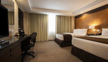 Executive double room Urban Aeropuerto Ciudad de México Hotel Mexico City